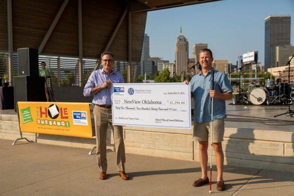 NewView Oklahoma receives 2021 WayFinder Innovation Grant